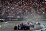 F1   アレクサンダー・アルボン(トロロッソ・ホンダ)