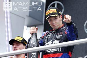 F1 | 【ブログ】Shots!難コンディションのF1ドイツGPでトロロッソ・ホンダが成し遂げた奇跡の3位