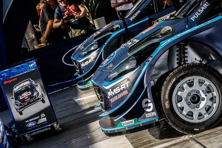 ラリー/WRC   WRC:Mスポーツ加入のパッドンが事前テストでクラッシュ。フィンランド戦の出場断念