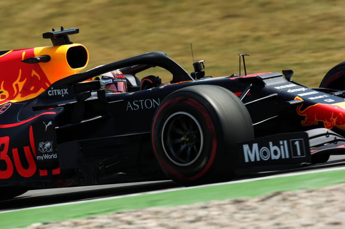 2019年F1第11戦ドイツGP マックス・フェルスタッペン(レッドブル・ホンダ)