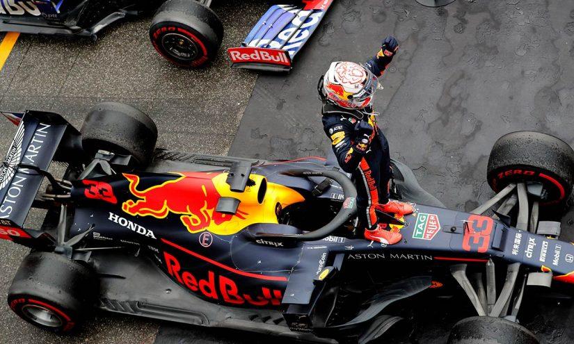F1 | レッドブルF1代表優勝インタビュー(2):ホンダのダブル表彰台への貢献に感謝。「パワーユニットは問題なく勝利をサポートしてくれた」