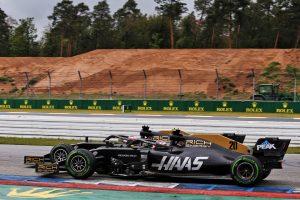 F1 | 再び接触のグロージャンとマグヌッセン、互いに非を認めず。ハースF1代表、チームオーダーを検討