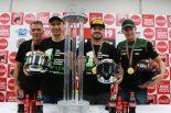 MotoGP | 鈴鹿8耐:EWCで初王者に輝いたSRCカワサキ「振り返ればパーフェクトなレースだった」