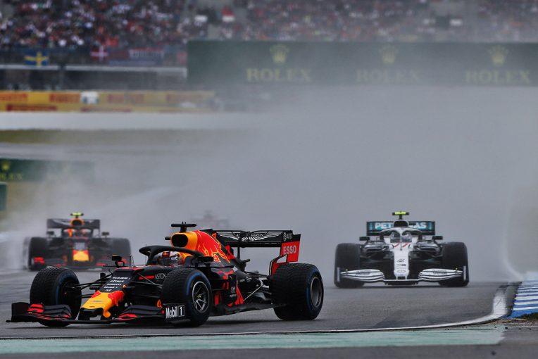 F1 | F1ハンガリーGPのタイヤ選択が明らかに。メルセデスのソフトタイヤは最も少ない8セット、レッドブル・ホンダは2台が同じ戦略か