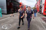 F1 | 【ブログ】苦境のガスリー、レッドブル・ホンダの優勝記念撮影に姿を見せず/F1第11戦ドイツGP現地情報その2