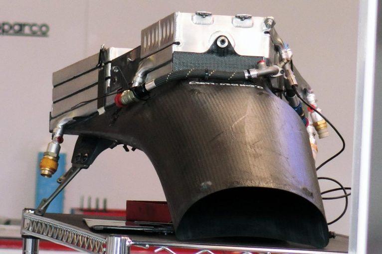 F1 | 【津川哲夫の私的F1メカ】熱波の欧州で際立つF1マシンのクーリング対策。パフォーマンスに加えて重要なのが『整備性』