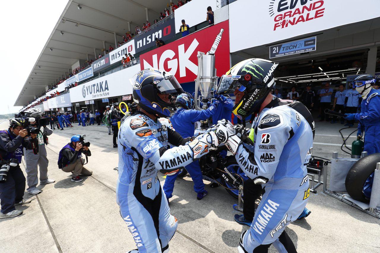 ヤマハ鈴鹿8時間耐久ロードレース 決勝レポート