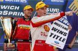 海外レース他   オーストラリアSC第9戦:フォードが早くも王座獲得。レース後のパフォーマンスに1万3000ドルの罰金