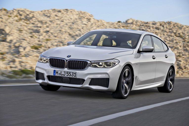 クルマ | ラグジュアリー・ムーバー、『BMW 6シリーズ グランツーリスモ』にディーゼルを追加設定