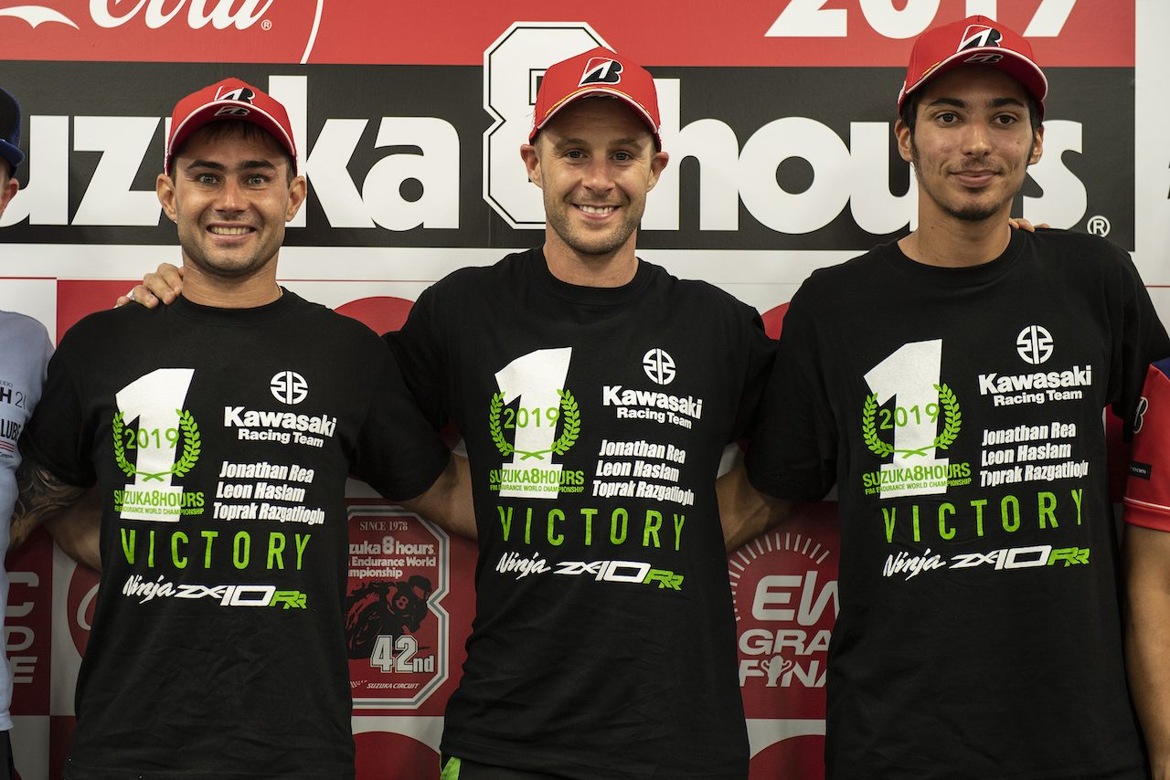 カワサキモータース鈴鹿8時間耐久ロードレース 決勝レポート