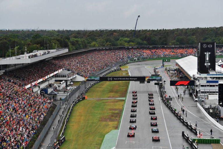 F1   贅沢な資金があるレーシングポイントは新工場も建設か/F1ドイツGPあれこれ