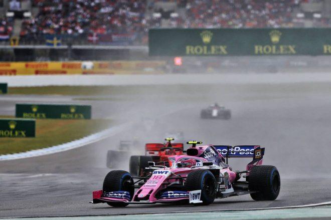 マシンアップデートとチーム戦略により、ドイツGPで今シーズン最高位の4位でフィニッシュしたストロール