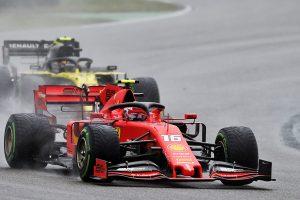 F1 | ルクレールへのペナルティを左右したポイントは『接触の有無』か。FIAレースディレクターが経緯を説明