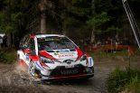ラリー/WRC | WRC:2019年シーズン後半戦幕開け。第9戦フィンランドのシェイクダウンはトヨタのタナクがトップ