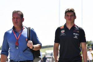 F1 | フェルスタッペン「無理だと思っていた『年間5勝』が見えてきた」。ハンガリーGPでレッドブル・ホンダ3勝目を目指す