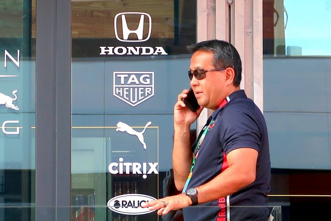 F1 Topic:ホンダに燃料を提供するエクソンモービルがアップデートを用意。『鈴鹿スペシャル』の投入も