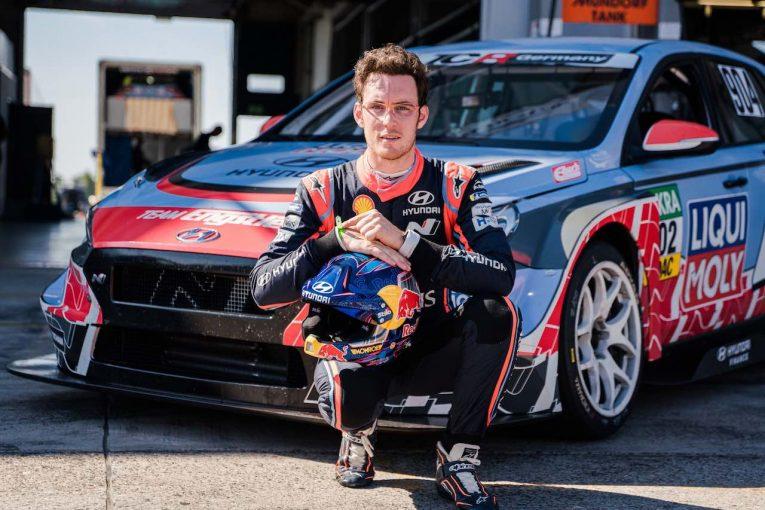 海外レース他   TCR:WRCのスター、ヌービルがニュルに参戦。TCRインター元王者ベルネイは豪州へ