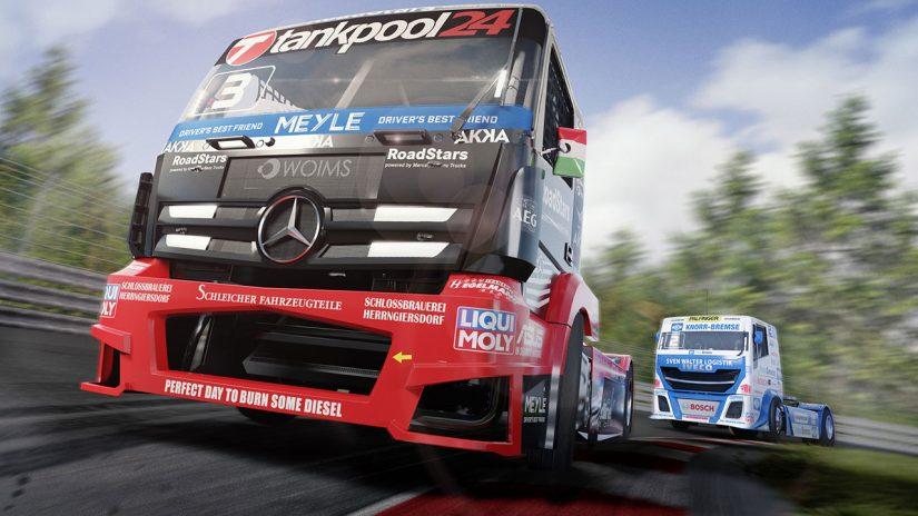インフォメーション | トラックヘッドレース『ETRC』公式ゲーム、プレイステーション4/Nintendo Switch向けに10月31日発売