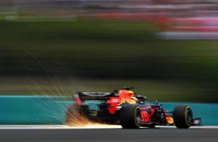 F1 | 【タイム結果】F1第12戦ハンガリーGP フリー走行2回目