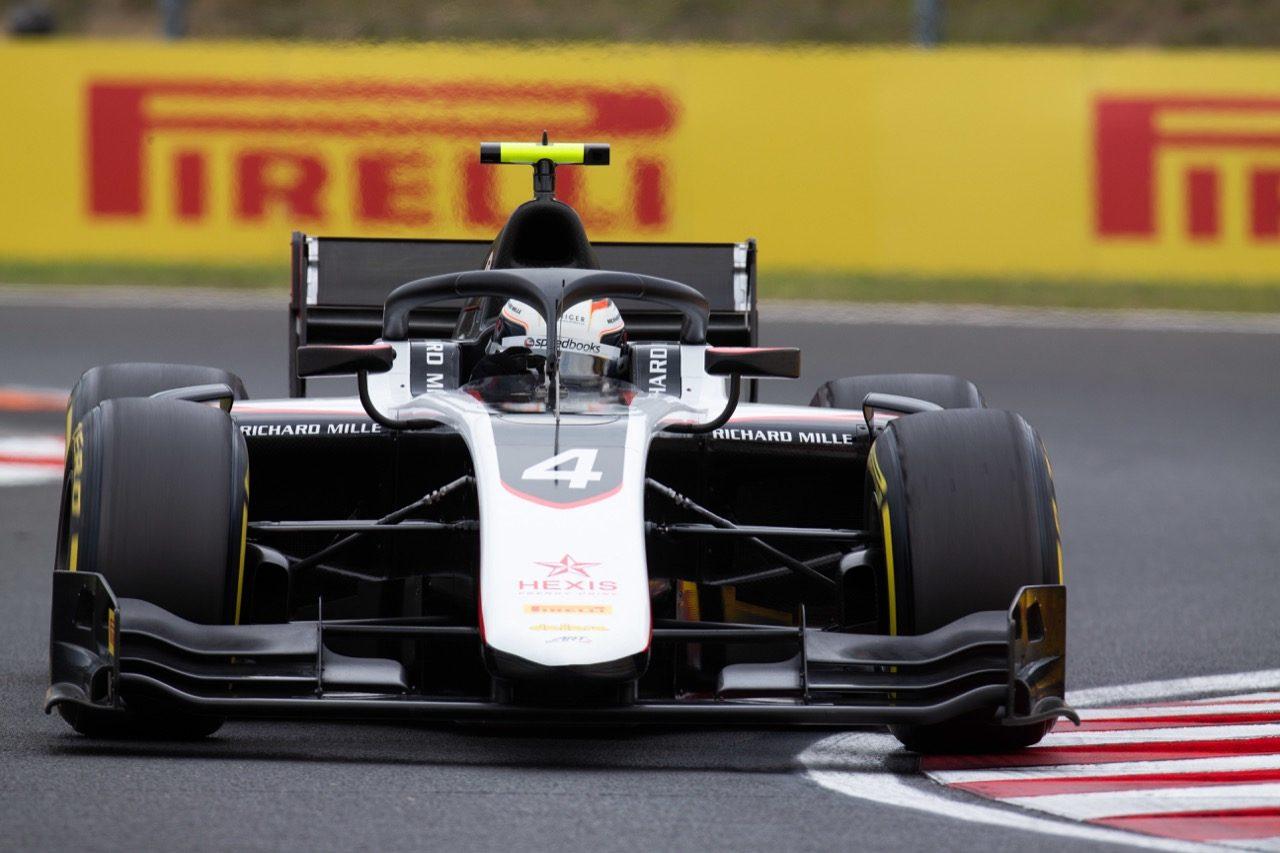 【順位結果】FIA-F2第8戦ハンガリー予選