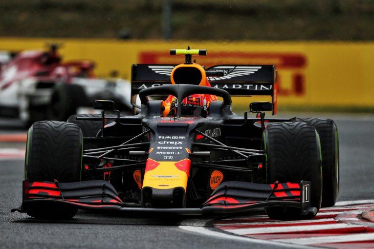 F1 | ホンダF1がハンガリー初日1-2「夏休み前最後のグランプリでいい出だし。雨の予選への準備も進めることができた」と田辺TD