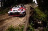 ラリー/WRC | WRCフィンランド:6SS制したトヨタのラトバラが首位浮上も、上位4台が2.6秒差の大接戦