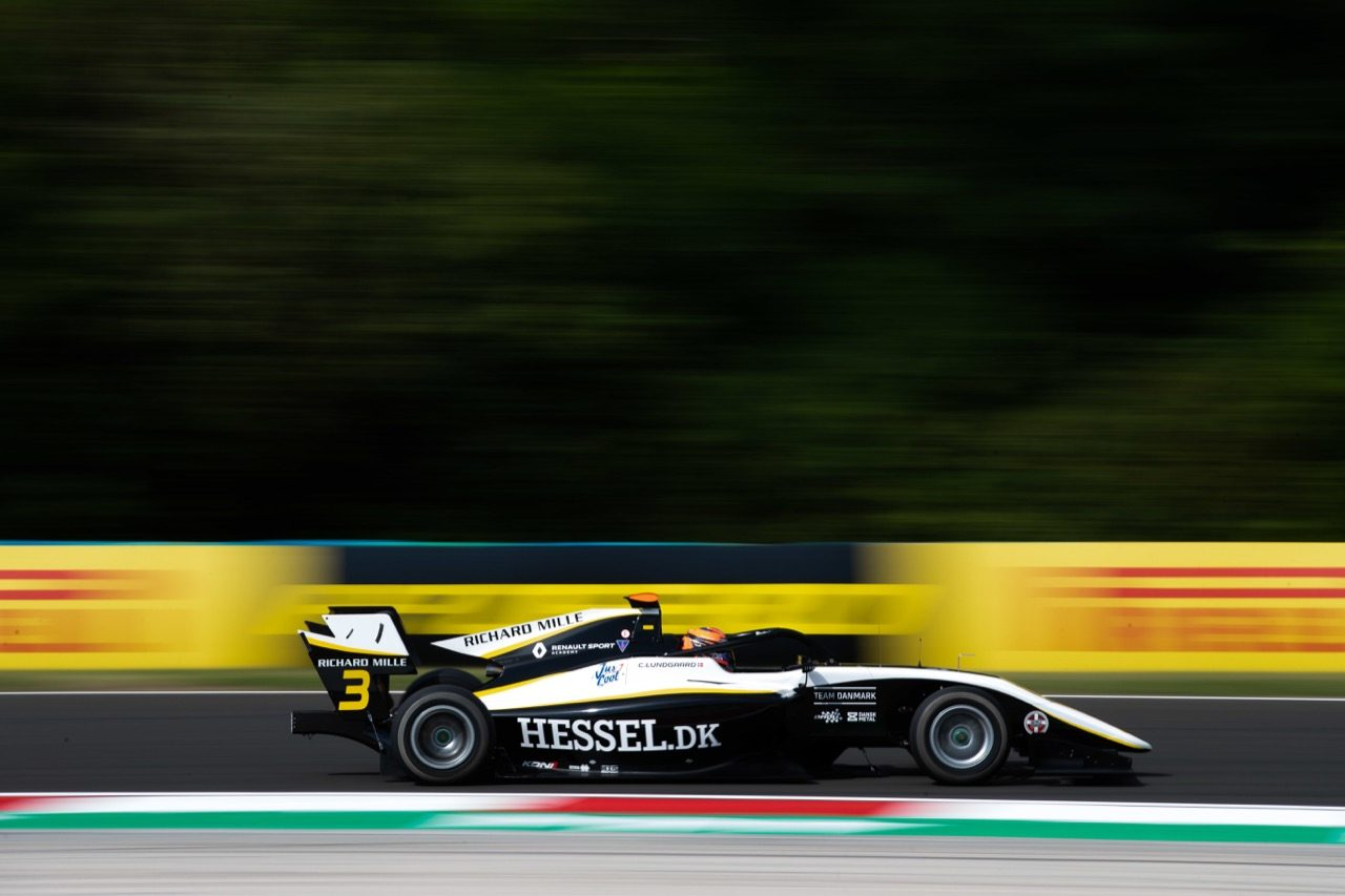 【順位結果】FIA-F3 第5戦ハンガリー予選