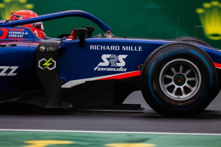 海外レース他 | FIA-F2第8戦ハンガリー レース1:ラティフィが4勝目。粘りの走りで松下信治は5位入賞