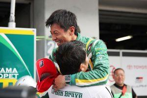 スーパーGT | GT300初ポールの埼玉トヨペット吉田広樹「自分の仕事ができたことに一安心」/スーパーGT第5戦富士ポール会見