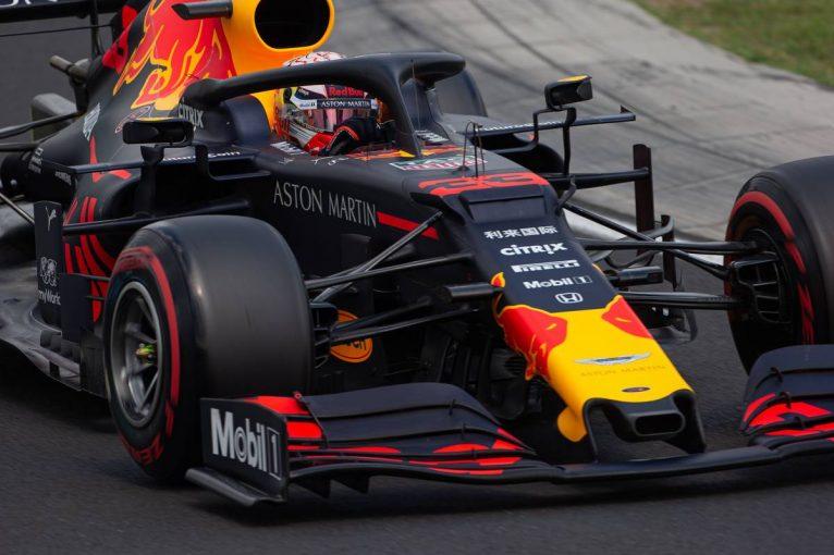 F1 | 【速報】ホンダF1が13年ぶり、フェルスタッペンは自身初のポールポジション獲得!/F1第12戦ハンガリーGP予選