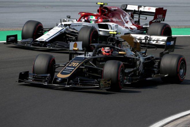 2019年F1第12戦ハンガリーGP ケビン・マグヌッセン(ハース)は予選15番手