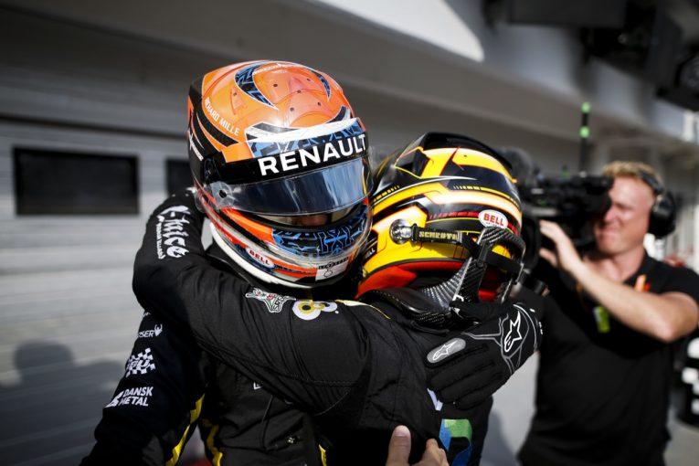 海外レース他 | 【順位結果】FIA-F3第5戦ハンガリー レース1