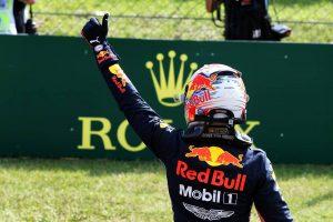 F1 | レッドブル・ホンダ密着:ついにメルセデスの独壇場を阻止。記録づくしのフェルスタッペンのポール獲得/F1ハンガリーGP予選