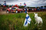 ラリー/WRC | 【順位結果】2019年WRC第9戦フィンランド SS19後
