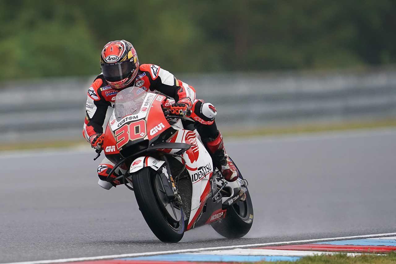 MotoGPドイツGP:マルケスが最後に落ちた雨をも制してポール獲得。中上はQ1突破ならず13番手