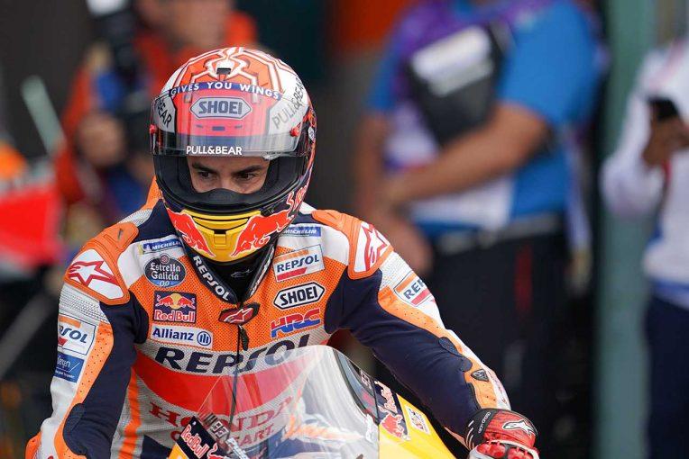 MotoGP | MotoGPドイツGP:マルケスが最後に落ちた雨をも制してポール獲得。中上はQ1突破ならず13番手