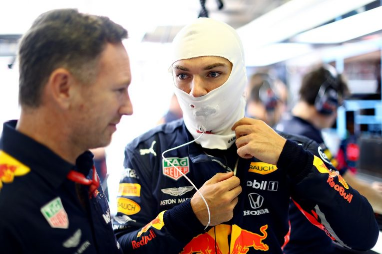 F1 | レッドブル・ホンダF1のガスリー、予選6番手に落胆「マックスがマシンの速さを証明。決勝で挽回するチャンスは必ずある」