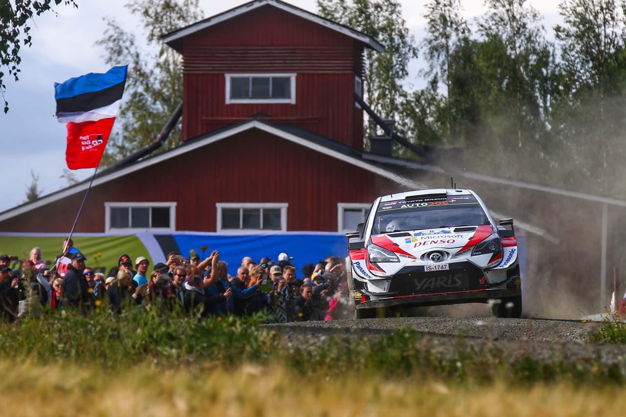 WRC:トヨタのトミ・マキネン代表、2台のアクシデントに「状況をしっかりとコントロールできたはず」