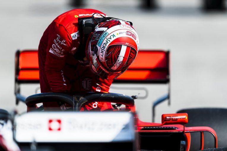 F1 | ルクレール、クラッシュも予選4番手「あんなミスはもう二度としないと誓う」:フェラーリ F1ハンガリーGP