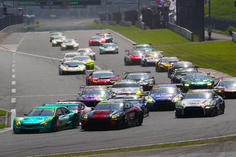 スーパーGT | SGT×DTM特別交流戦のGT300レース『auto sport web Sprint Cup』のエントリー発表。12台が参戦
