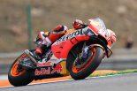 MotoGP   MotoGPチェコGP:マルケスがめまぐるしく変わる天候と路面状況のなか、2戦連続ポール・トゥ・ウイン