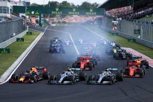 F1 | 【ポイントランキング】F1第12戦ハンガリーGP終了時点