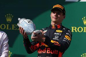 F1 | レッドブル・ホンダ密着:3番手以下のライバル不在が仇に、フェルスタッペン2位はベストを尽くしての結果/F1ハンガリーGP決勝