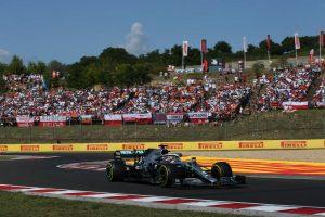 F1 | 【動画】F1第12戦ハンガリーGP決勝ハイライト
