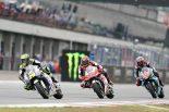 MotoGPチェコGP:マルケスがスタート直前に変わった路面状況のなか、2戦連続ポール・トゥ・ウイン