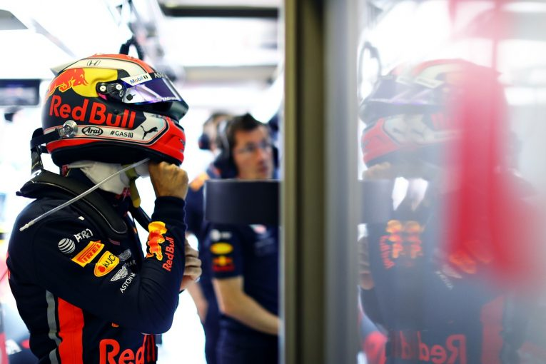F1 | ガスリー6位「金曜の好調さを失ってしまった。スタート失敗でさらに苦しいレースに」:レッドブル・ホンダF1