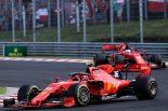 F1   2019年F1第12戦ハンガリーGP シャルル・ルクレール(フェラーリ)