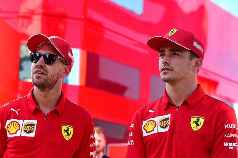 F1 | フェラーリF1、2020年もコンビ継続か。夏休み中にはチームやパフォーマンスの全面的な見直しも