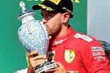 F1 | ベッテル3位「表彰台に上るため、ライバルたちとは違う戦略で走った」:フェラーリ F1ハンガリーGP
