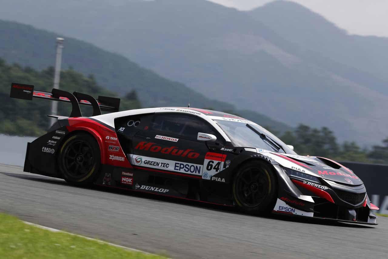 Modulo Nakajima Racing 2019スーパーGT第5戦富士 決勝レポート